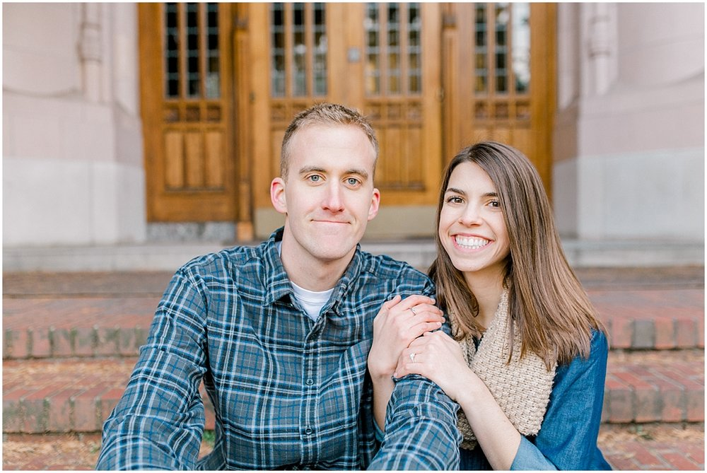 University of Washington Engagement Session | College Campus Photo Session | UW | Seattle Engagement Session | Seattle Wedding Photographer | Emma Rose Company58.jpg