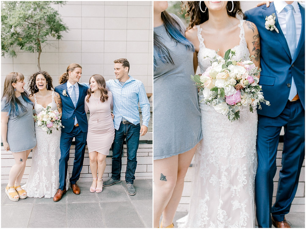 Seattle City Hall Courthouse Wedding Elopement | Seattle Wedding Photographer | Emma Rose Company | Downtown Seattle Wedding Inspiration | Pacific Northwest Elopement | Courthouse Elopement in the City-58.jpg
