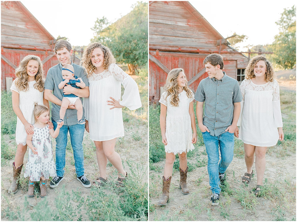 The most perfect family session in the wheat fields of Waterville Washington | Emma Rose Company Family and Portrait Photographer | Wenatchee and Seattle Photographer Light and Airy | What to Wear to Family Pictures | Kindred Presets-42.jpg