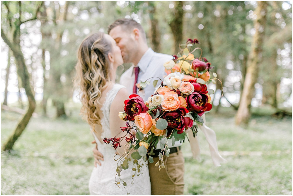 Pacific Northwest Elopement on Rose Ranch | Emma Rose Company Seattle and Portland Wedding Photographer | Engaged | Lace Wedding Gown | Peonie and ranunculus bouquet-8.jpg