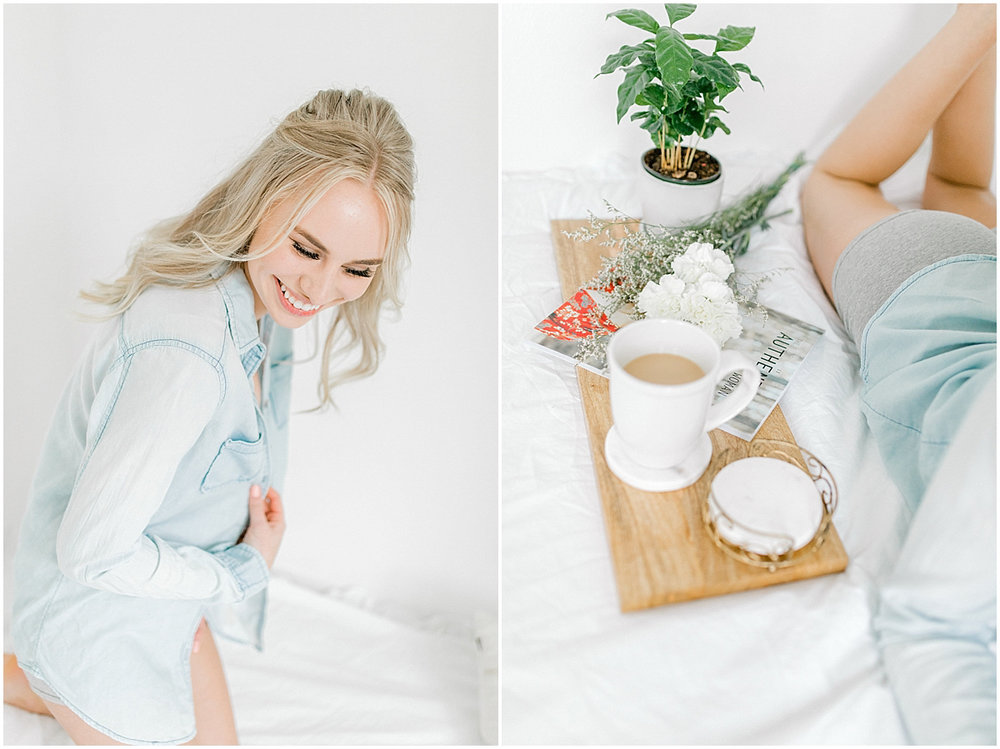 An intimate and cozy studio session | The Authentic Woman Series | Emma Rose Company  | Seattle and Portland Wedding and Portrait Photographer | Modest Boudoir Studio Session What to Wear | Kindred Presets-11.jpg