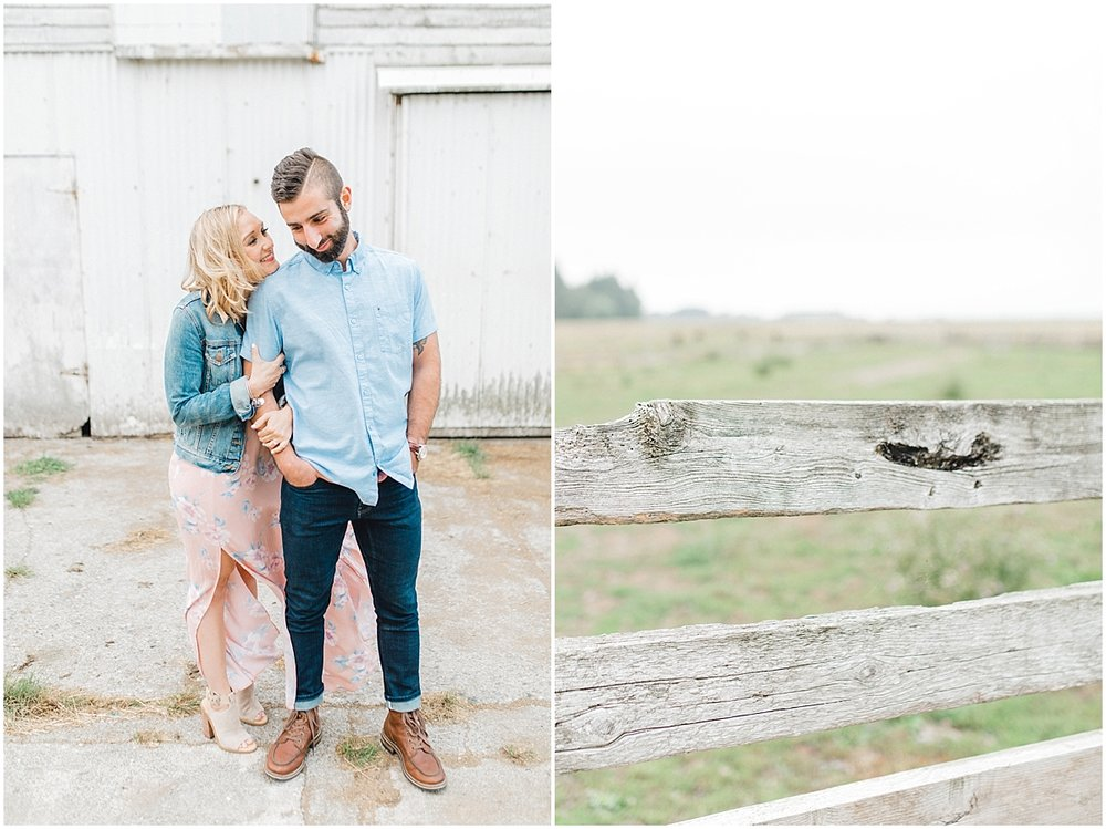 Emma Rose Company | PNW Engagement Session | What to Wear for Pictures | Rose Ranch Engagement | Sunset | Kindred Presets | Seattle Wedding Photographer Light and Airy_0259.jpg