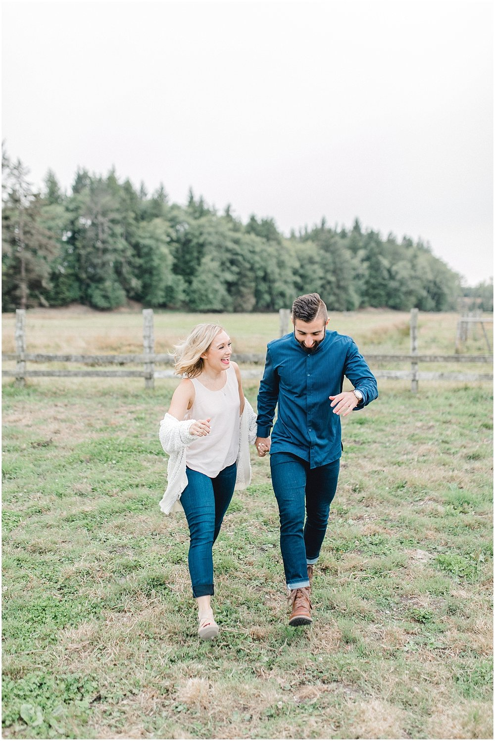 Emma Rose Company | PNW Engagement Session | What to Wear for Pictures | Rose Ranch Engagement | Sunset | Kindred Presets | Seattle Wedding Photographer Light and Airy_0283.jpg