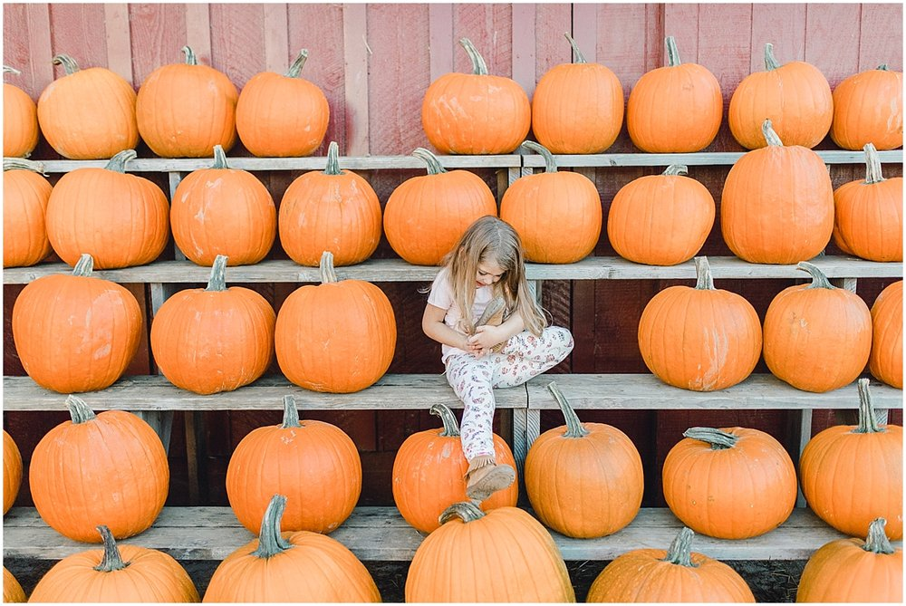 Pumpkin Patch Photo Shoot With Toddler and Mommy | Emma Rose Company Seattle Portland Light and Airy Wedding Photographer | Kindred Presets | Film_0007.jpg