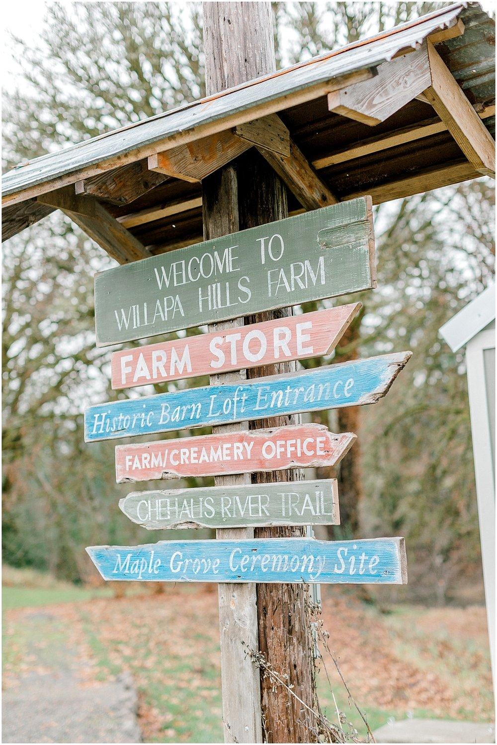 Chehalis Washington Winter Wedding Silver and White | Willapa Hills Farm Wedding | Eastham | Emma Rose Company PNW Light and Airy Wedding Photographer_0018.jpg