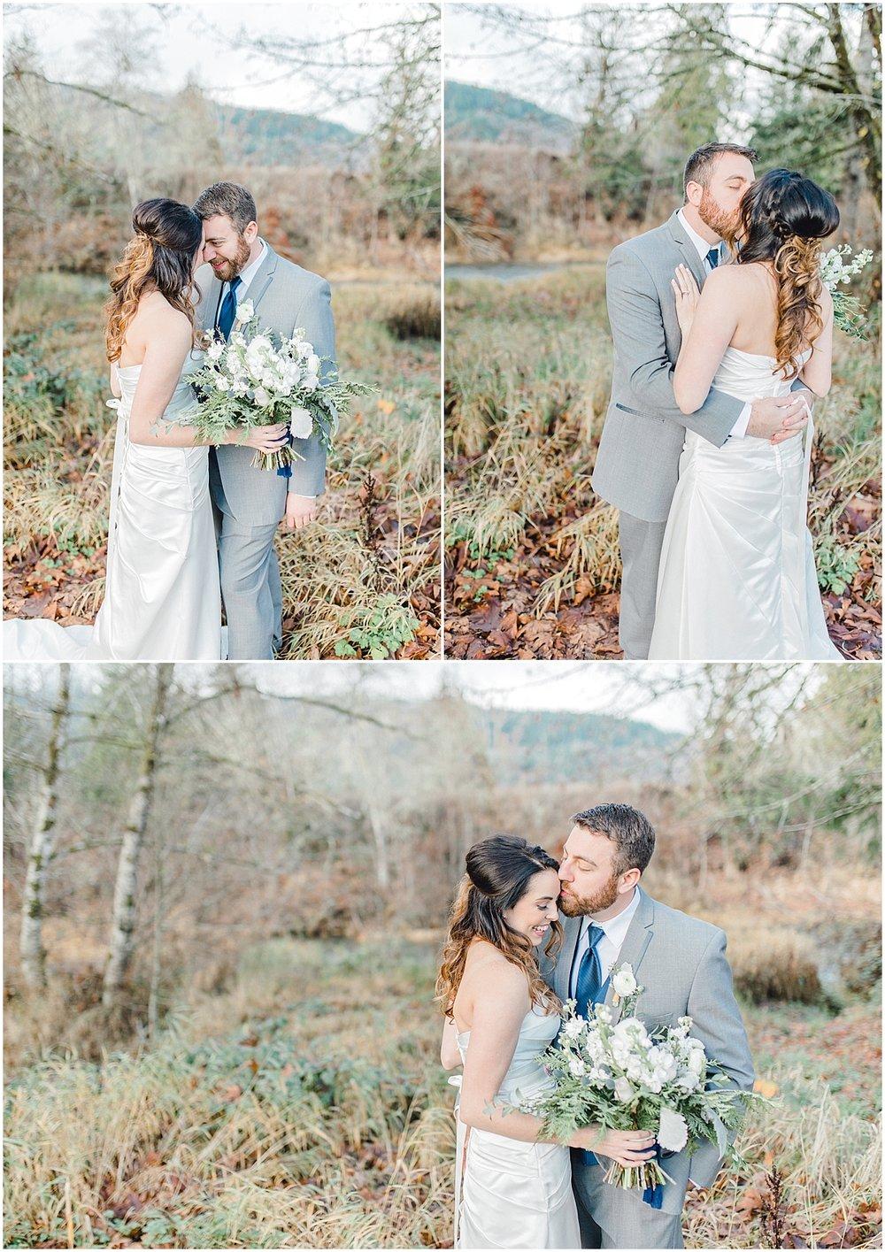 Chehalis Washington Winter Wedding Silver and White | Willapa Hills Farm Wedding | Eastham | Emma Rose Company PNW Light and Airy Wedding Photographer_0023.jpg
