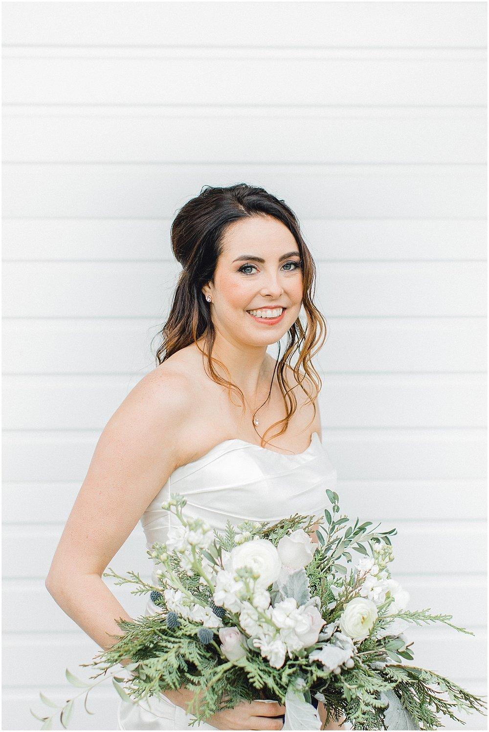 Chehalis Washington Winter Wedding Silver and White | Willapa Hills Farm Wedding | Eastham | Emma Rose Company PNW Light and Airy Wedding Photographer_0038.jpg