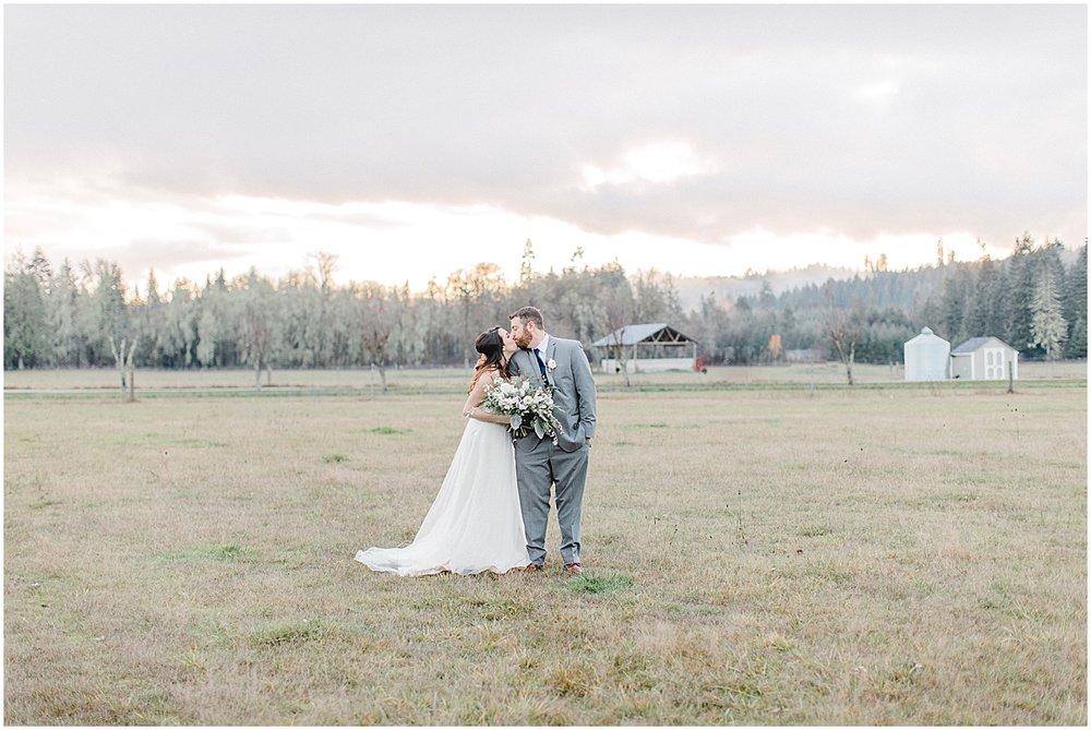 Chehalis Washington Winter Wedding Silver and White | Willapa Hills Farm Wedding | Eastham | Emma Rose Company PNW Light and Airy Wedding Photographer_0084.jpg