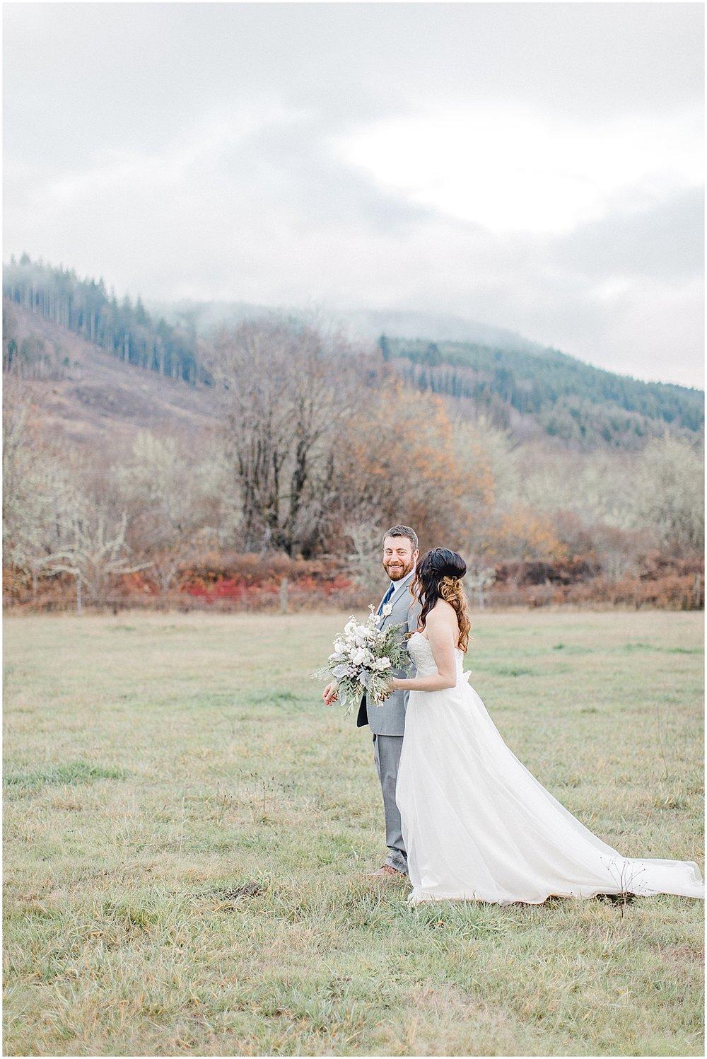 Chehalis Washington Winter Wedding Silver and White | Willapa Hills Farm Wedding | Eastham | Emma Rose Company PNW Light and Airy Wedding Photographer_0085.jpg