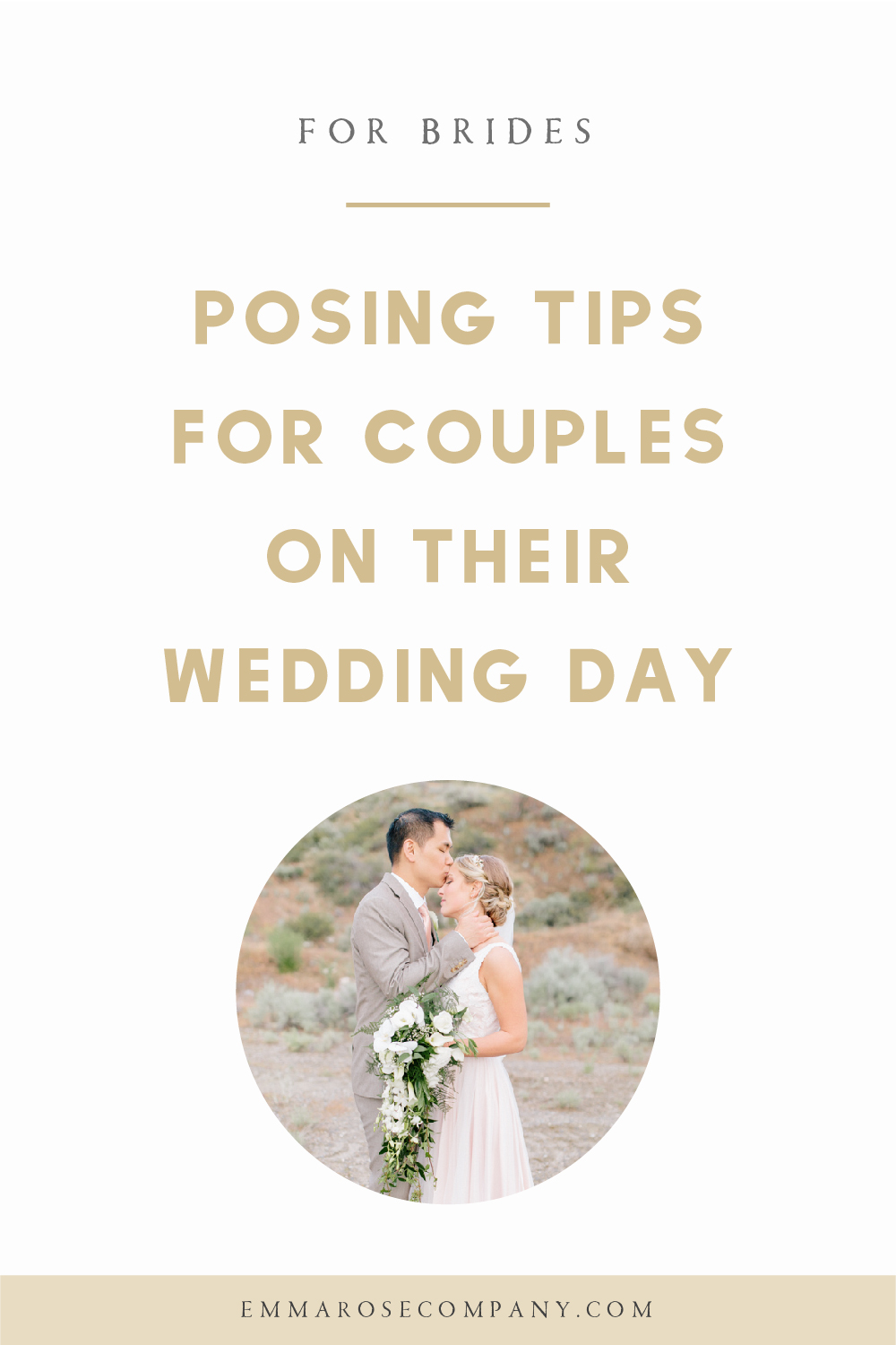 My favorite pictures are not those of a perfect pose, but they are the ones that tell a story through an embrace, gentle touch, or laughter.  Posing can be one of those things that seems intimidating but by following these simple suggestions, you will feel more comfortable in front of the camera on your wedding day!  #photographytips #weddingplanning #bridetobe