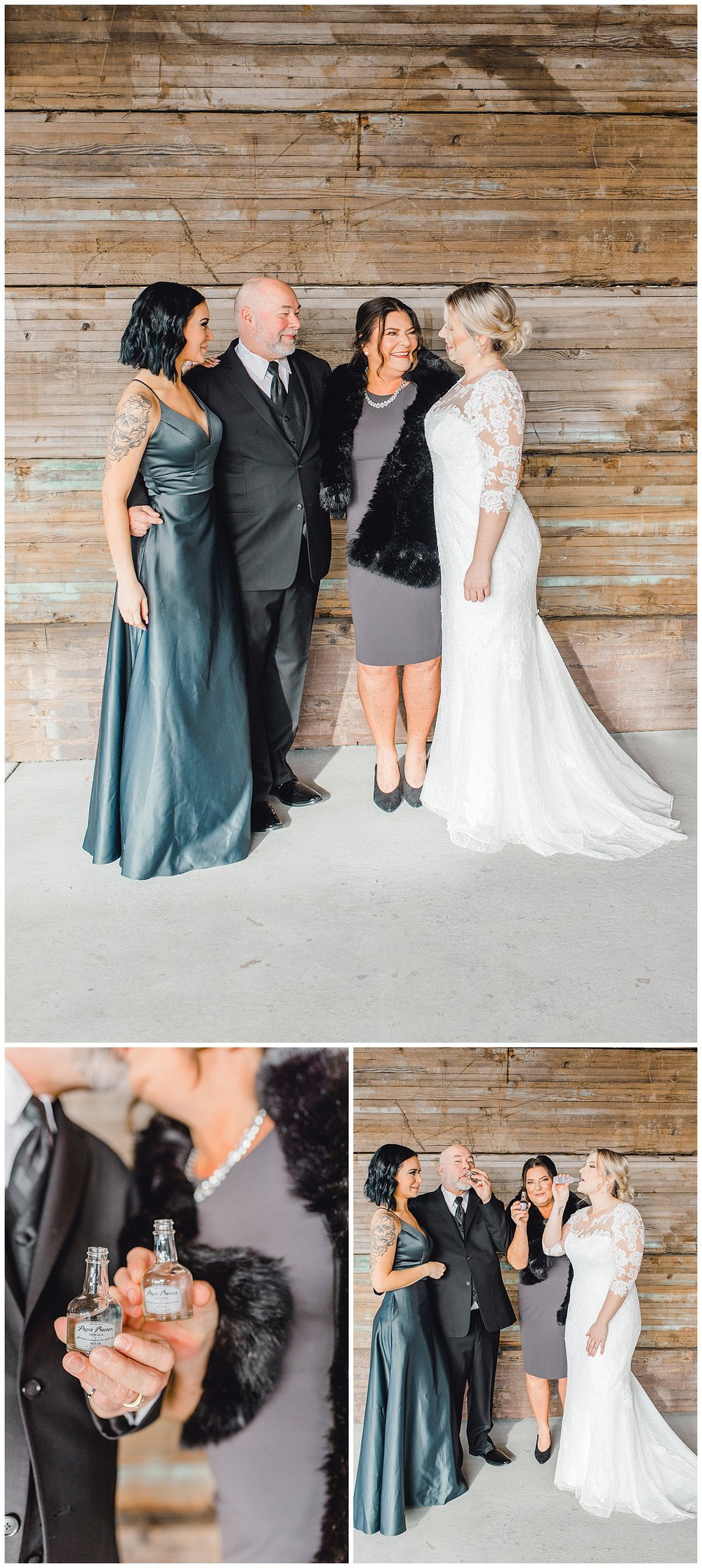 ERC-6988_A beautiful winter wedding in Snohomish, Washington at Thomas Family Farm was simply perfect.  This rustic and modern styled wedding was dripping with romance and photographed by Emma Rose Company, a pacific northwest wedding photographer..jpg