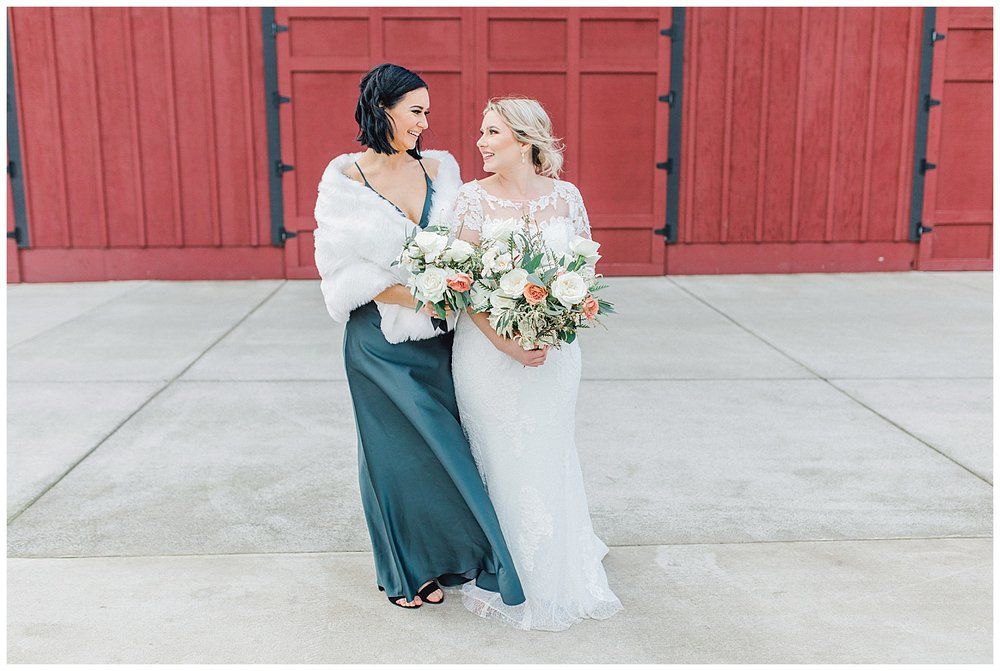 ERC-7715_A beautiful winter wedding in Snohomish, Washington at Thomas Family Farm was simply perfect.  This rustic and modern styled wedding was dripping with romance and photographed by Emma Rose Company, a pacific northwest wedding photographer..jpg