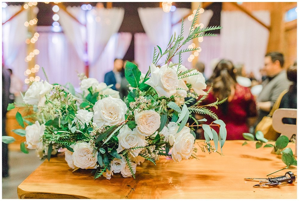 ERC-8673_A beautiful winter wedding in Snohomish, Washington at Thomas Family Farm was simply perfect.  This rustic and modern styled wedding was dripping with romance and photographed by Emma Rose Company, a pacific northwest wedding photographer..jpg