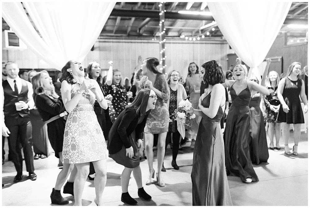 ERC-9133_A beautiful winter wedding in Snohomish, Washington at Thomas Family Farm was simply perfect.  This rustic and modern styled wedding was dripping with romance and photographed by Emma Rose Company, a pacific northwest wedding photographer..jpg
