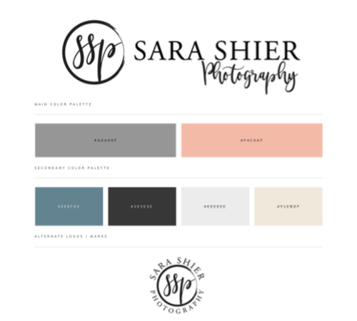 "Sara wanted to make blogging a priority, making sure she can easily pin everything, making people want to stay for a while.  She wanted it to feel very ""homey,"" inviting and friendly but for the aesthetics scream:  p r o f e s s i o n a l.  Project keywords:  warm, welcoming, authentic, fun, timeless.  Custom Squarespace website design by Emma Rose Company."