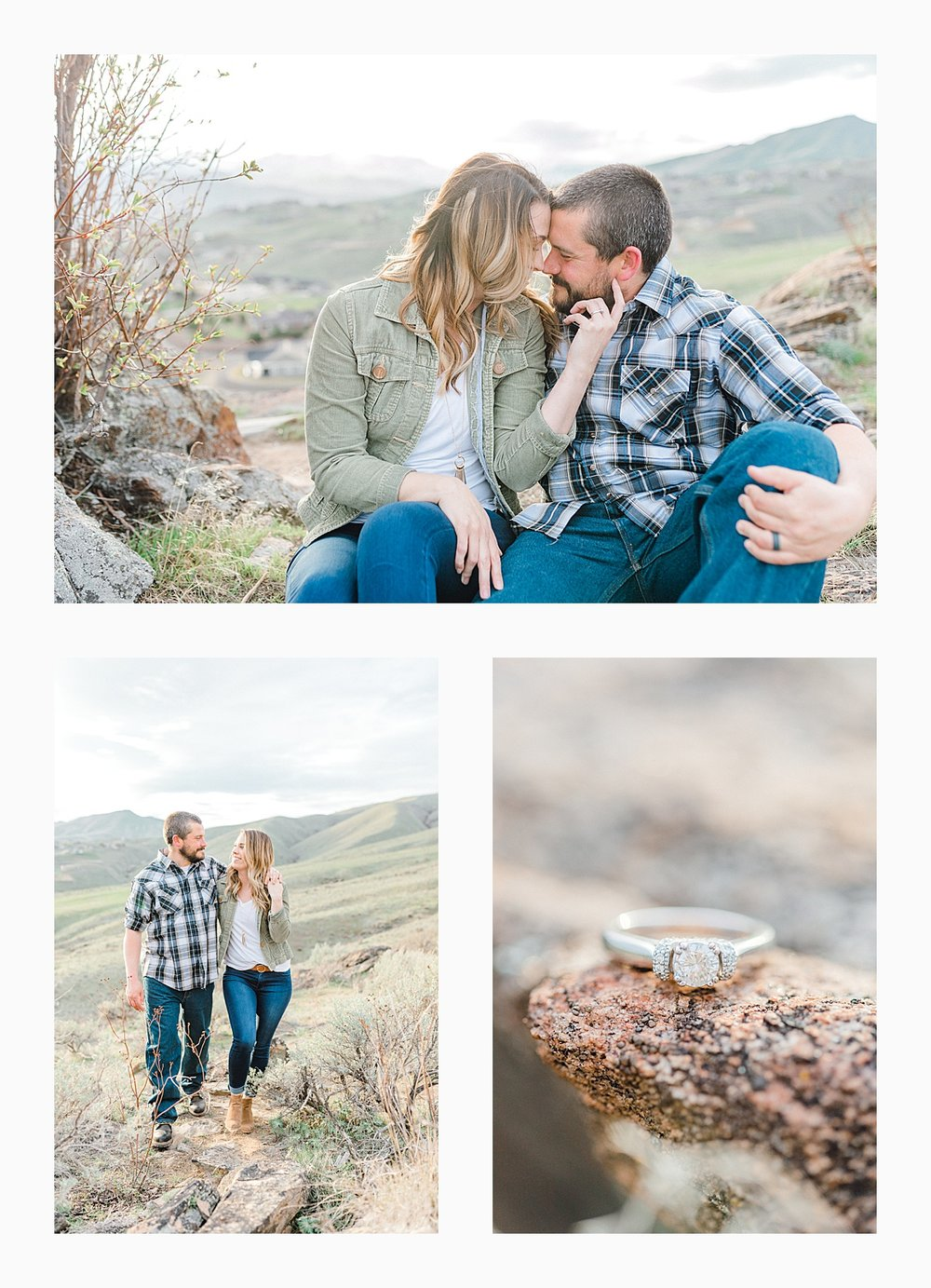 Pacific Northwest Engagement Session in the Sagebrush with Emma Rose Company who is a light and airy wedding photographer based in Seattle, Washington_0037.jpg