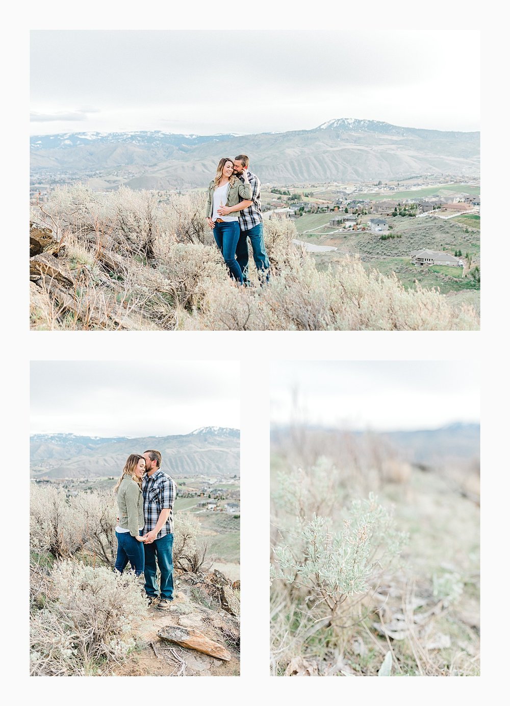 Pacific Northwest Engagement Session in the Sagebrush with Emma Rose Company who is a light and airy wedding photographer based in Seattle, Washington_0039.jpg