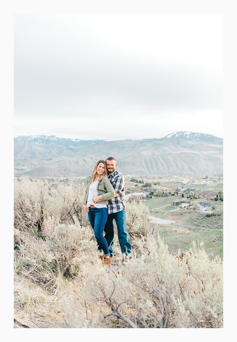 Pacific Northwest Engagement Session in the Sagebrush with Emma Rose Company who is a light and airy wedding photographer based in Seattle, Washington_0041.jpg