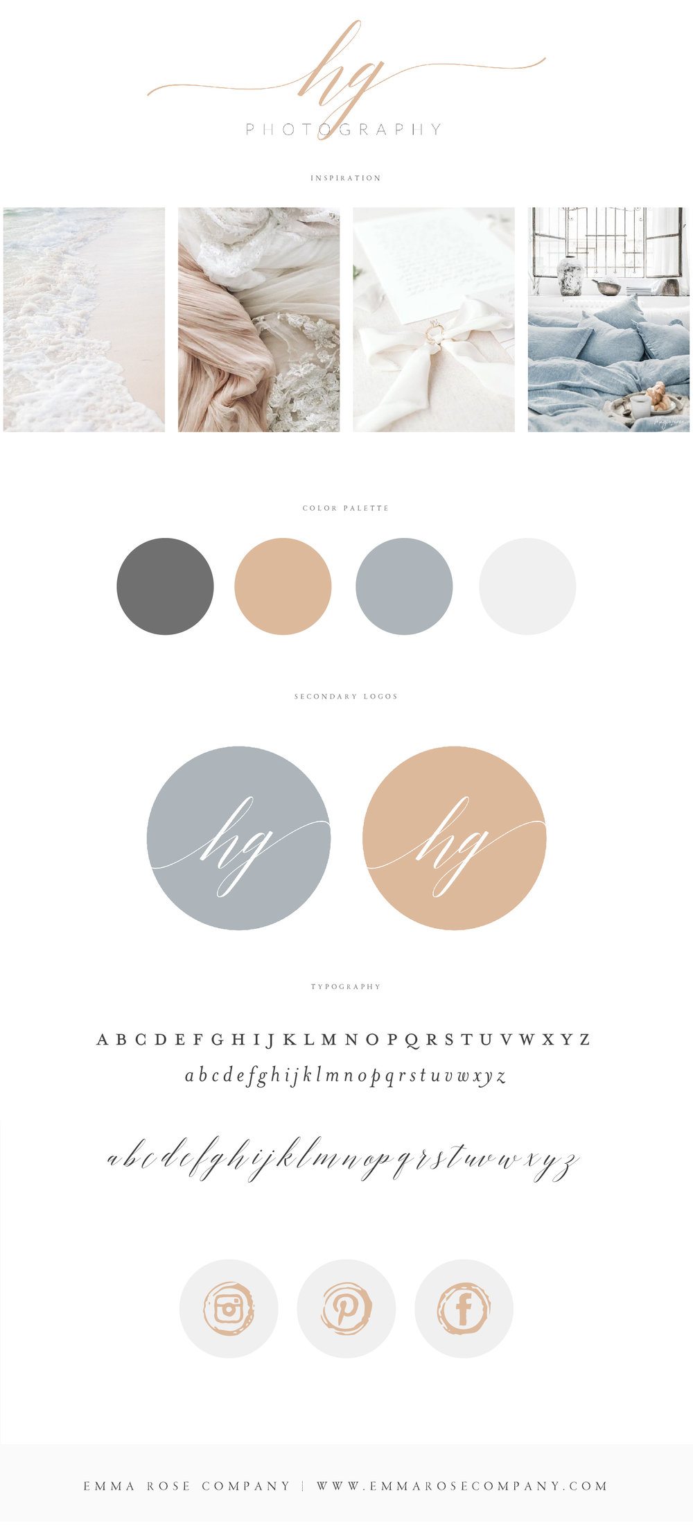 Project keywords for the custom Squarespace website design for Helengrey Photography were Minimalist, Bright, Sophisticated, Connection, Authentic, and Neutral.  She worked with Emma Rose Company who is a Squarespace website designer for photographers looking to stand out online, book their dream clients, and have a website that is gorgeous and easy to use.  #squarespace #webdesign #emmarosecompany