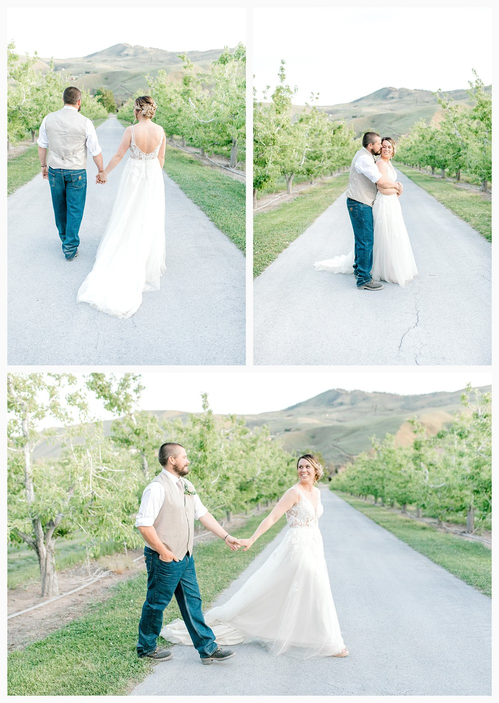 Rustic barn wedding in Wenatchee Washington at Sunshine Ranch on Easy Street, Emma Rose Company Seattle PNW Light and Airy Wedding Photographer_0137.jpg