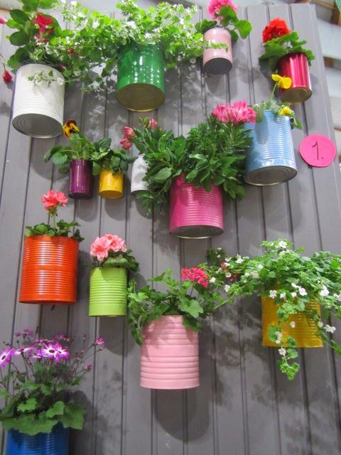 Build Your Modern Hanging Gardens of Babylon - modeandmotif.com