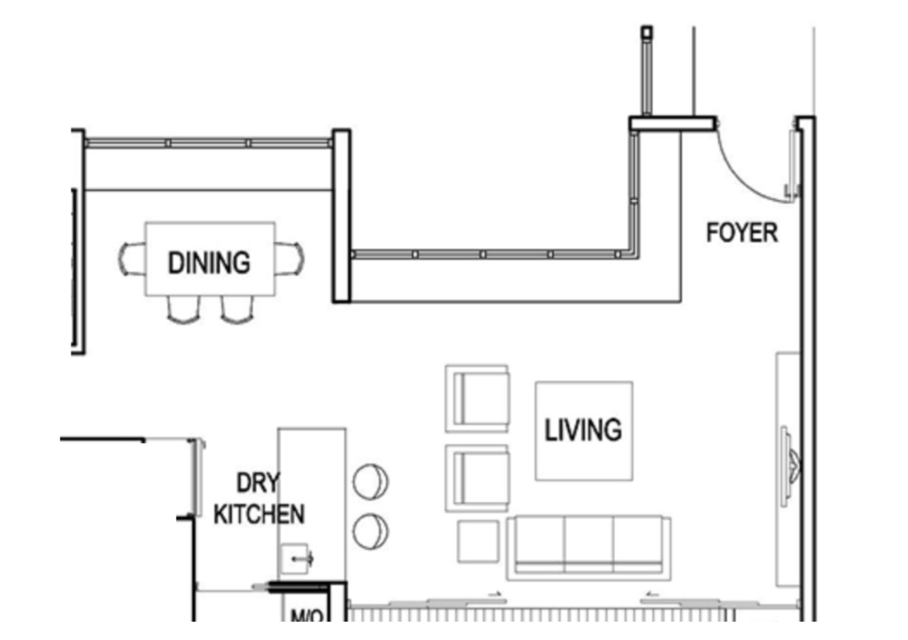 3 Statement Floor Lamps 3 Living Rooms - modeandmotif.com