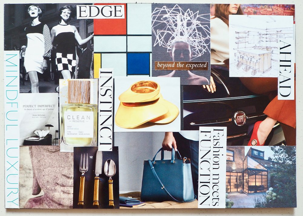 How To Make A Vision Board - Mode & Motif