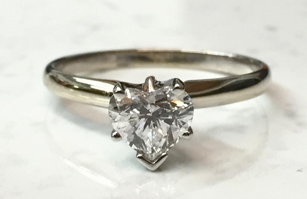Heart Diamond $3000