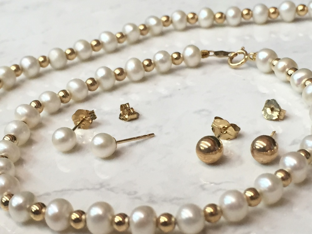 One of our Pearl sets
