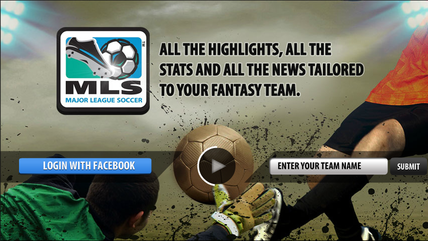 Click to watch a test prototype of the Fantasy Sports Show
