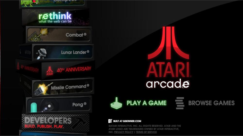 Atari Arcade