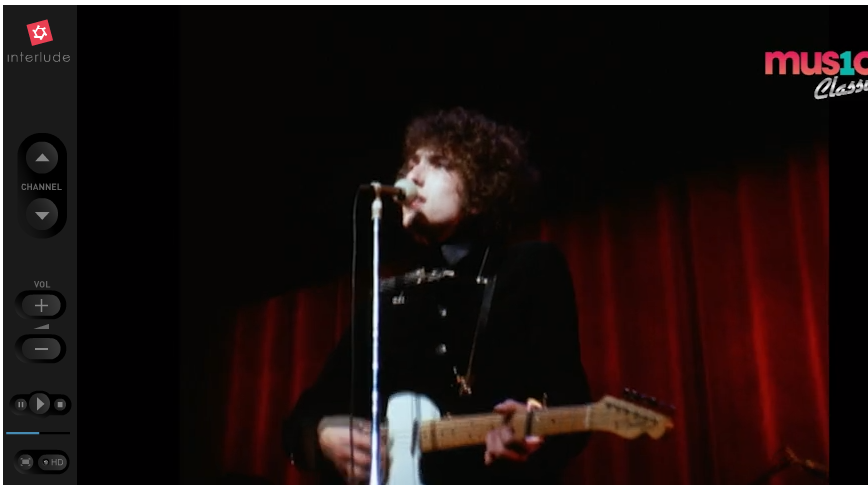 Bob Dylan's Interactive Video