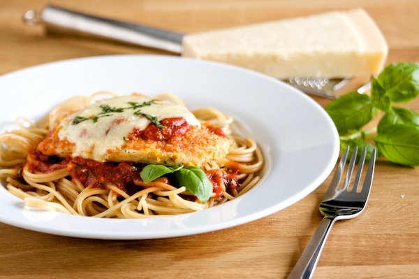Quick Chicken Parmigiana