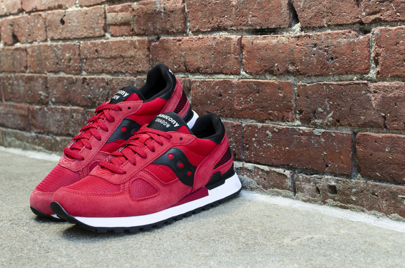Saucony Red