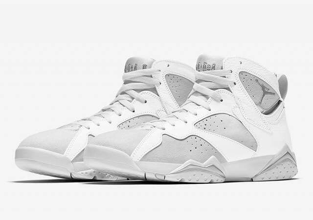 "🚨Jordan Retro 7 ""Pure Money""🚨 New Release Release date 6/3/17 Store opens 10 AM-7 PM  Men's Size 8-13 $190 Grade School ""GS"" Sizes 5.5-7 $140 Pre-School Sizes 11-3 $80 Toddler Size 4-10 $60 #retro #jordan #shoes #kicks #sneakers #kotd #sneakerheads #shoegame #kicksonfire #heat #dope #fresh #fly #troy #troyu #alabama #mens #kids #womens"