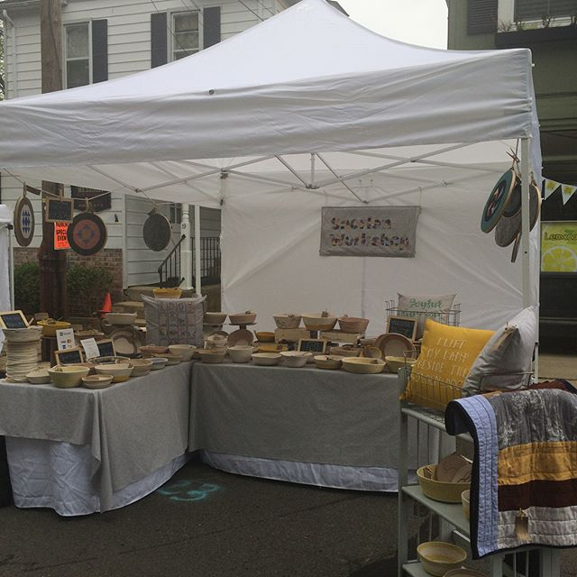 We're ready for your Hopewell! Come check out the many awesome vendors on Seminary Ave today from 10-4! #handmadehopewell