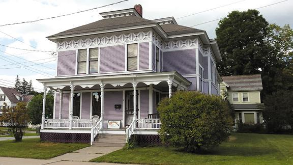 An 1880's Victorian home in Barre, Vermont. http://www.picketfencepreview.com/buy-a-home/view-property/id/8994