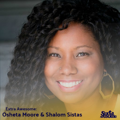 Image result for osheta moore shalom
