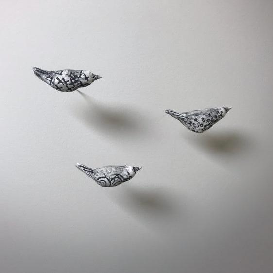 BIRDS & CLOUDS -