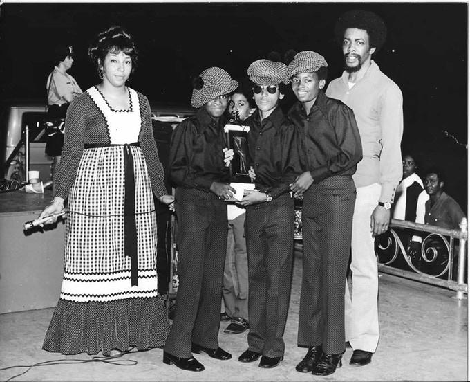 NOPD Talent Show Circa 1973