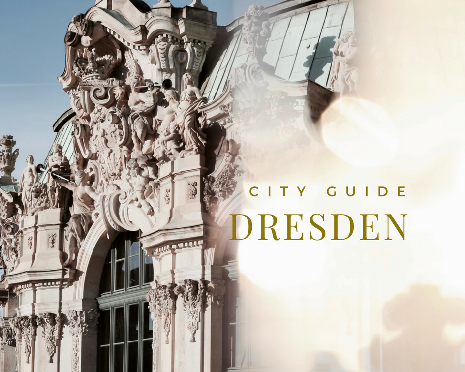 City Guide Dresden