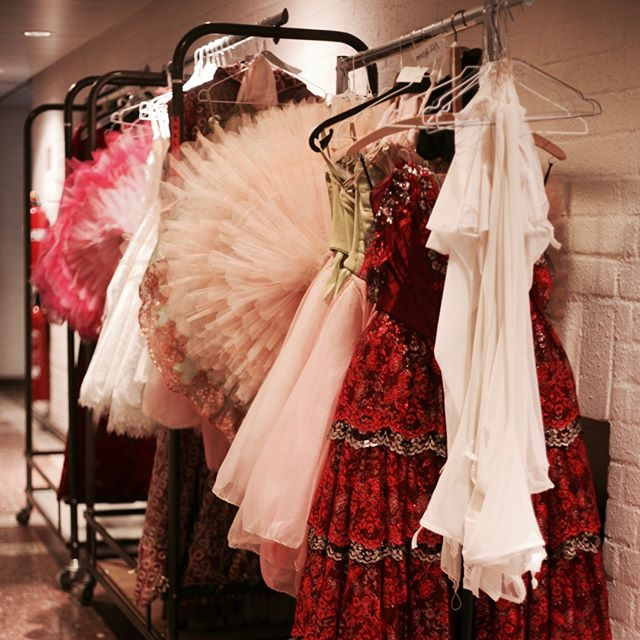 Nutcracker season is upon us! Bringing us back to our time backstage at @semperoper!  Where will you watch the Nutcracker this holiday season? #noholidayswithoutnutcracker #nutcracker #nutcrackerballet #balletcostume
