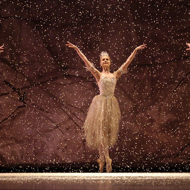 Let the magic of the festive season begin.  #Magic #festiveseason #happyholidays #balletdancer