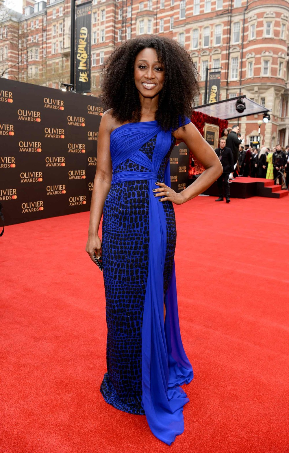 Beverley Knight  Photograph: Jeff Spicer/Getty Images