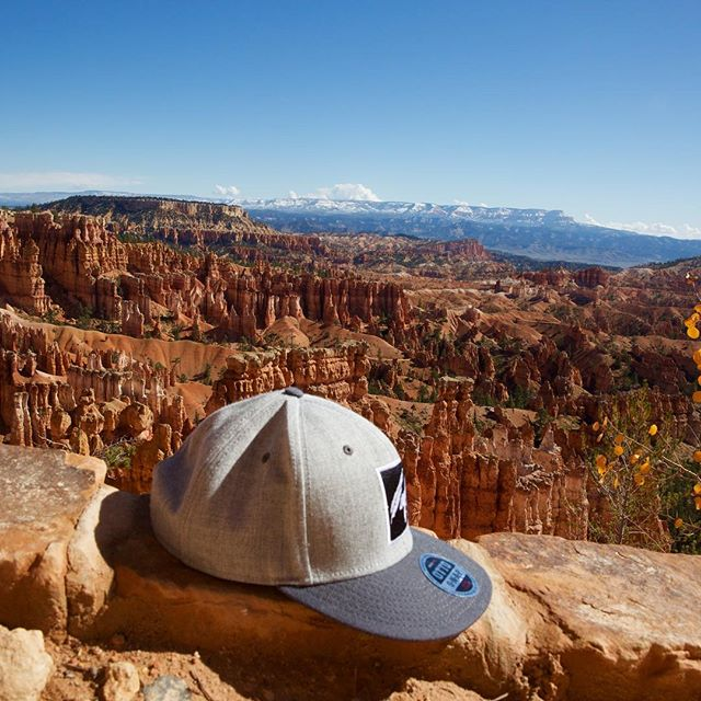 Snapbacks & sick views.