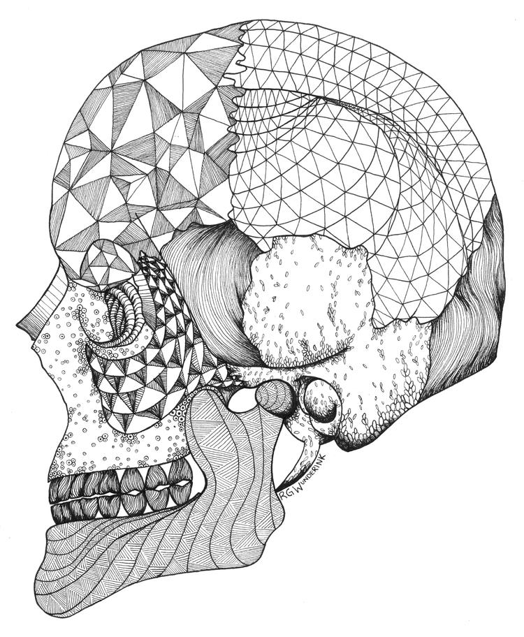 anatomy series — R.G.Wunderink