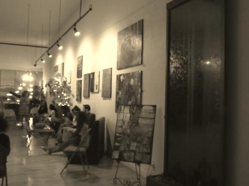 Imagine Affairs Art Lounge