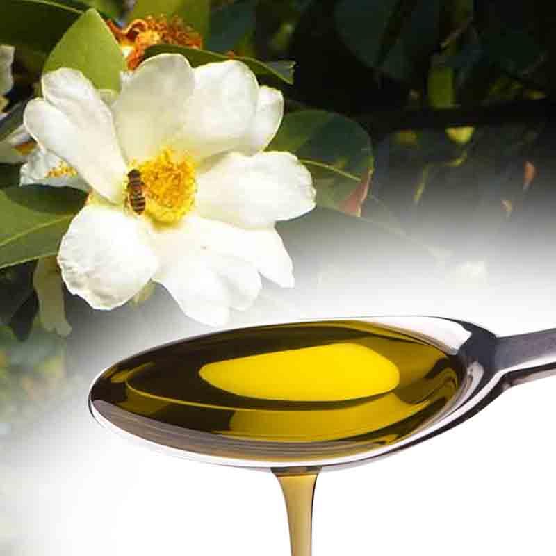 1. Camellia Oil
