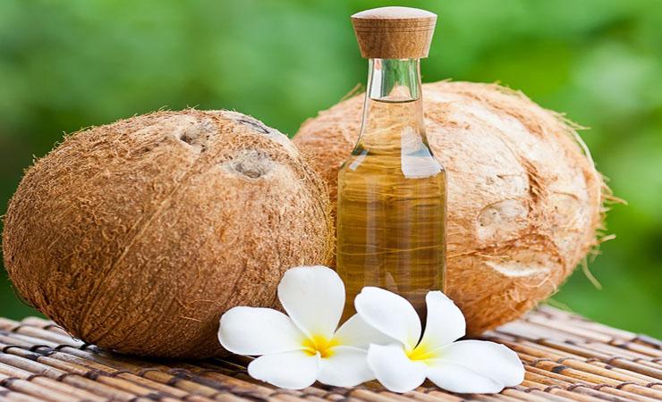 3. Coconut Oil