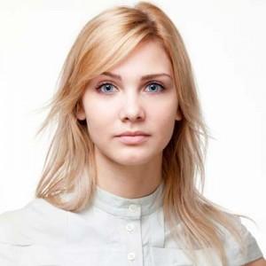 blonde thin hair
